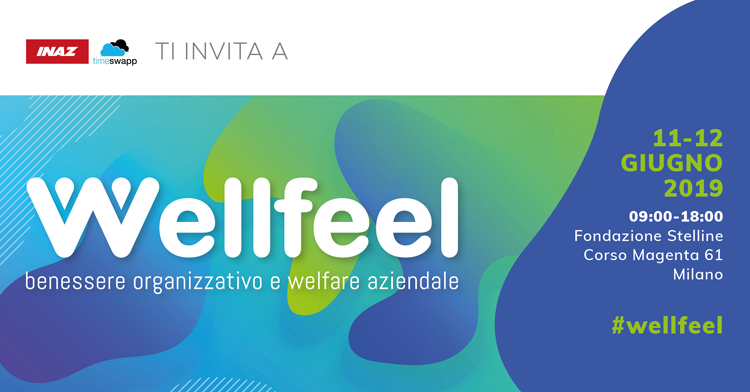 Invito a Wellfeel